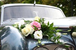 wedding transport.