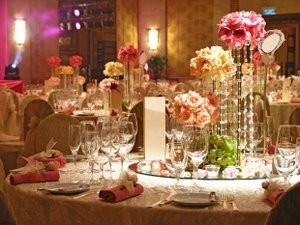wedding decorations.