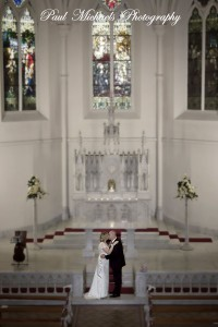 Erskine college wedding venue.
