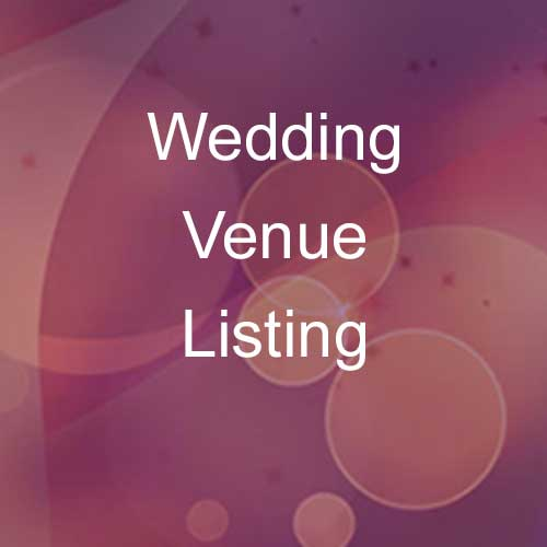 Wedding venue listing.