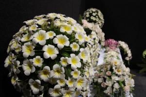 Loverly wedding flowers.