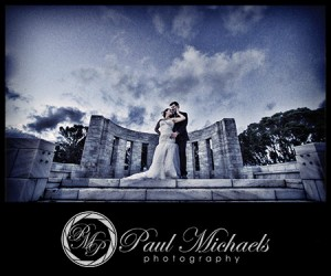 Paul Michaels wedding photography.