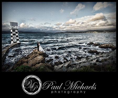 Paul Michaels wedding photography.