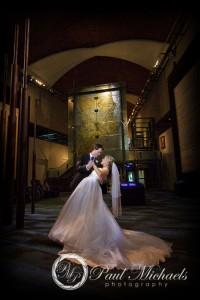 Te-papa museum wedding venue.