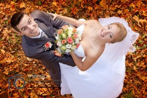 Autumn wedding.