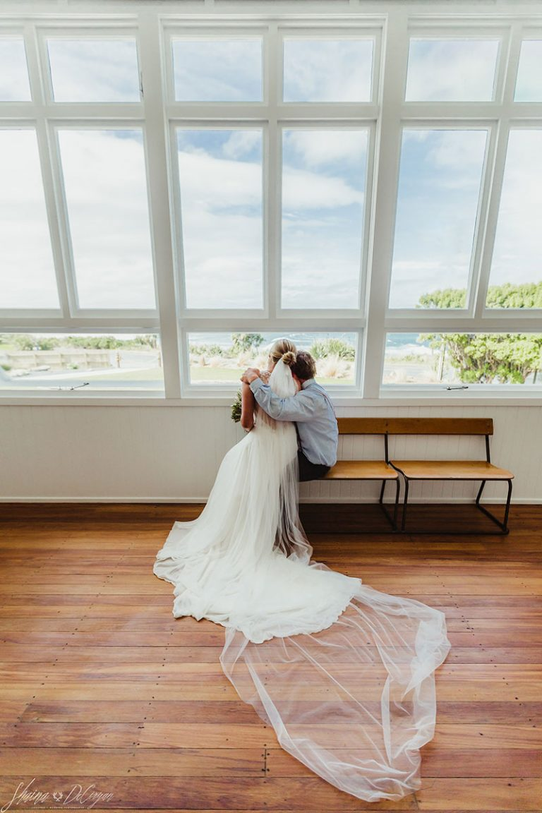 The Port Molyneux School wedding venue.
