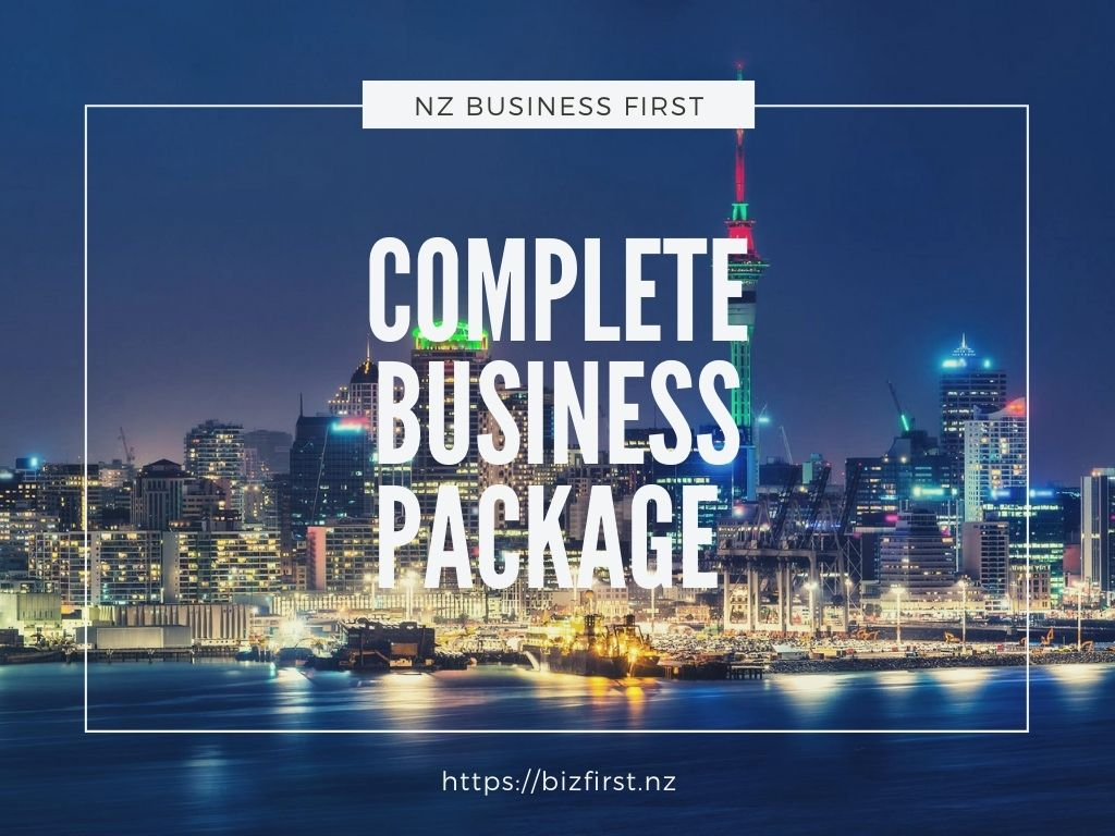 New Zealand complete business package